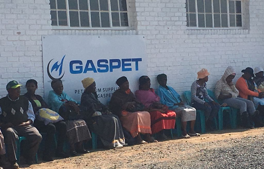 GASPET out and about in the community